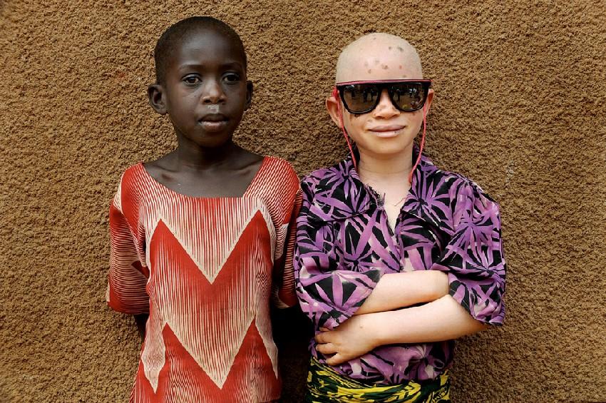 crianças da Tanzânia