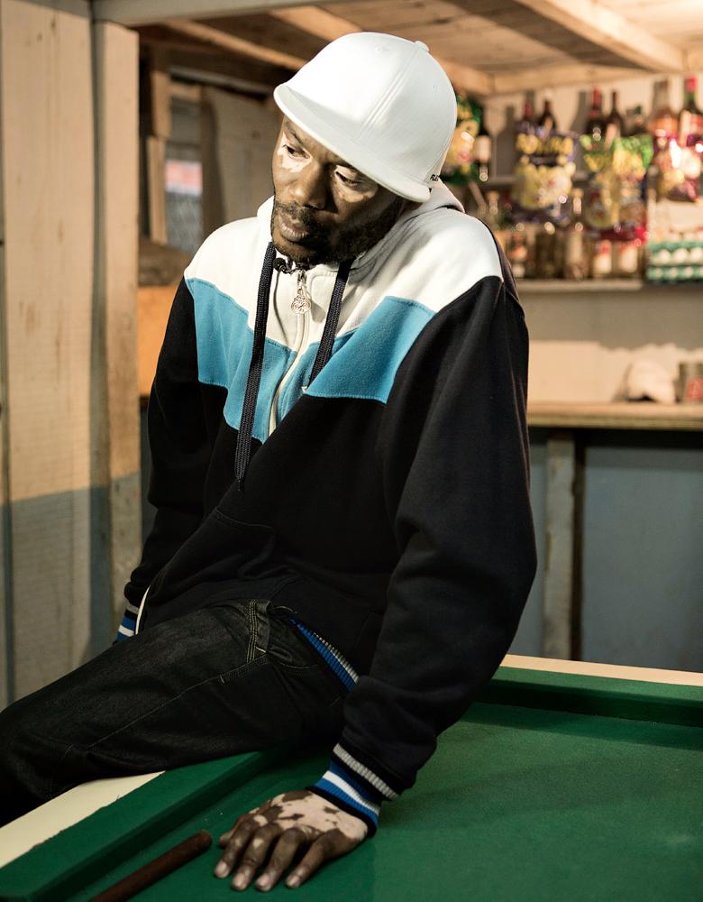 O amigo Rappin' Hood, que trouxe Sabotage para a música