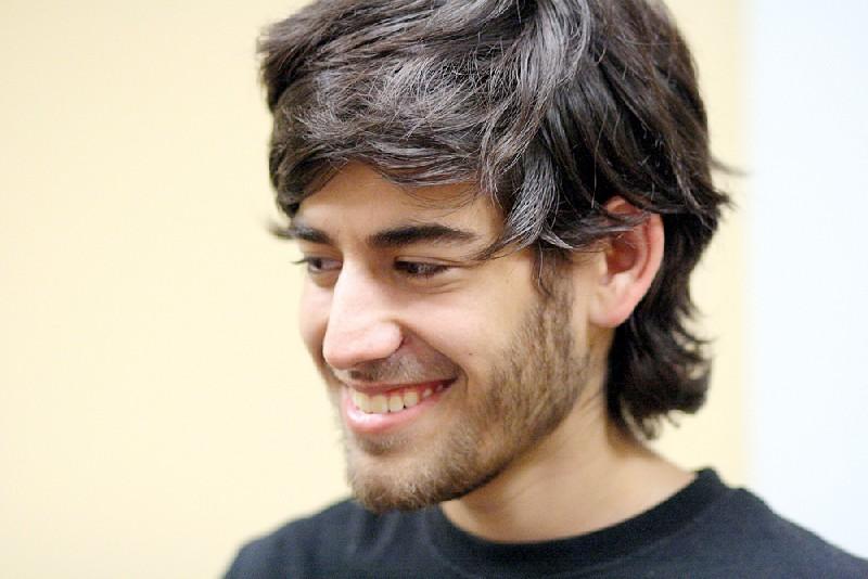 o mártir Aaron Swartz