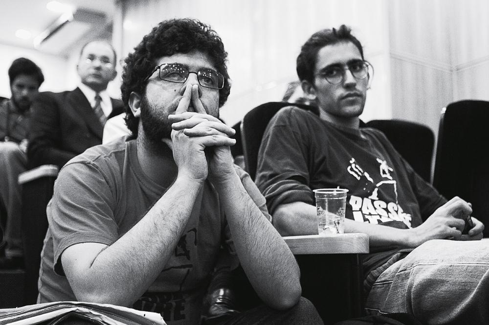 Lucas Monteiro e Caio Martins