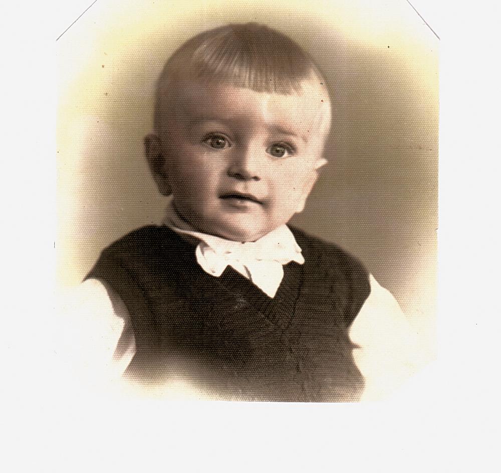 Com 1 ano de idade
