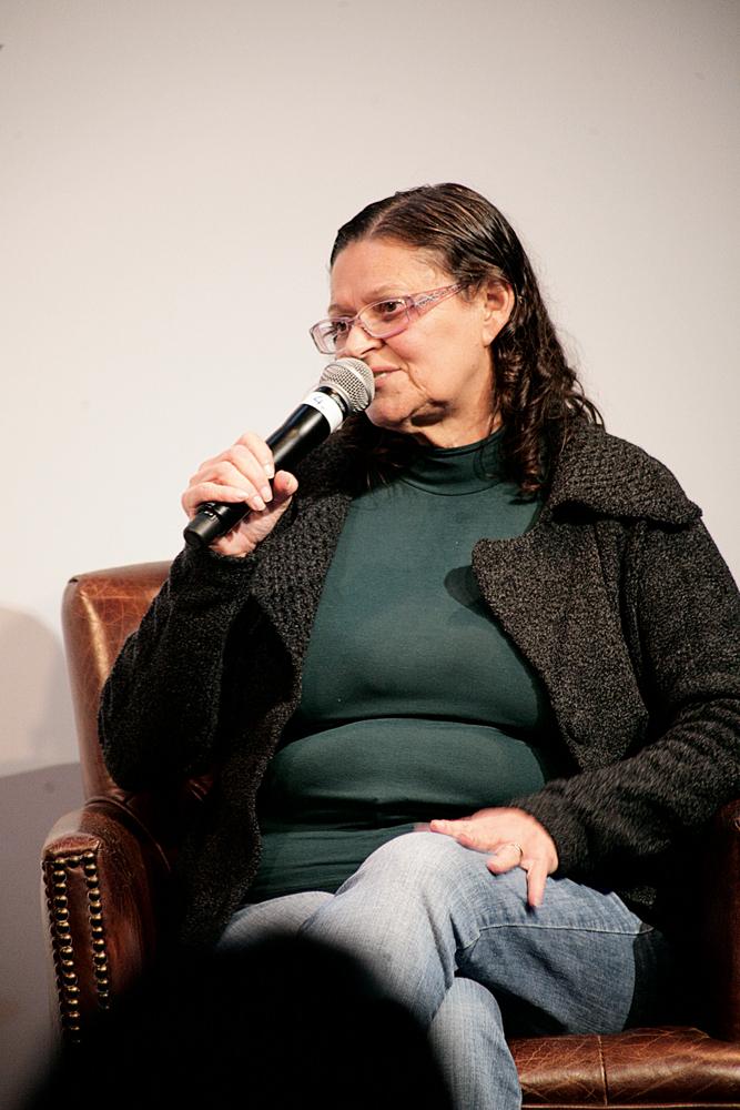"""""""Descobri coisas de que eu não sabia ser capaz. O conhecimento me deu segurança para o desenvolvimento e isso se estendeu ao meu redor"""", Maria Vilani"""