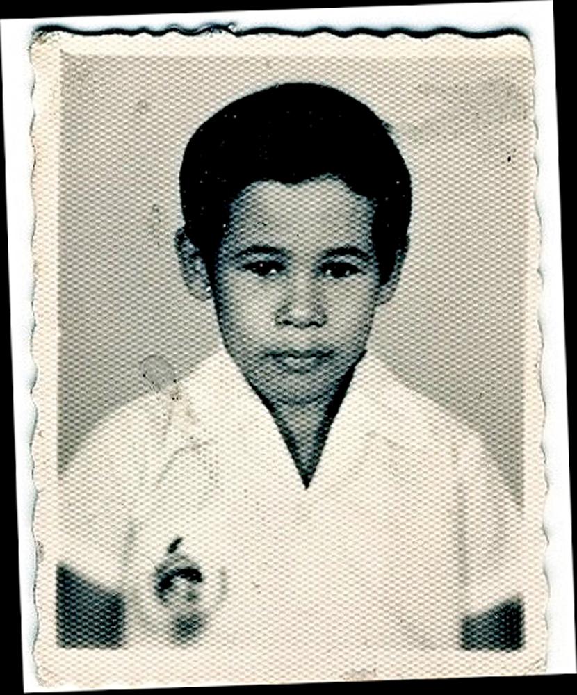 Registros em 3x4 da infância em Ramos, zona norte do Rio