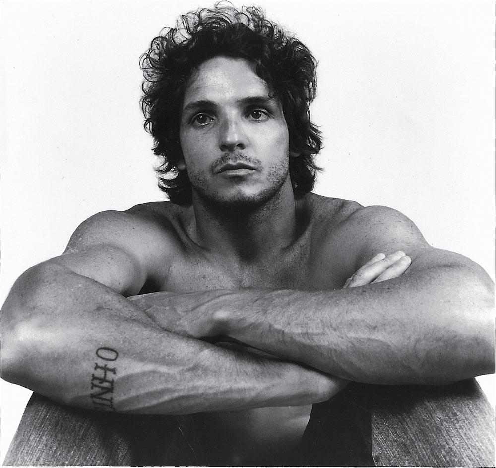 Em 1999 retratado por Murillo Meirelles