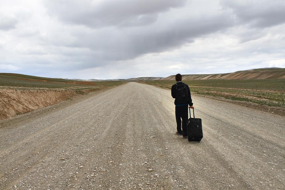 Em viagem ao Afeganistão