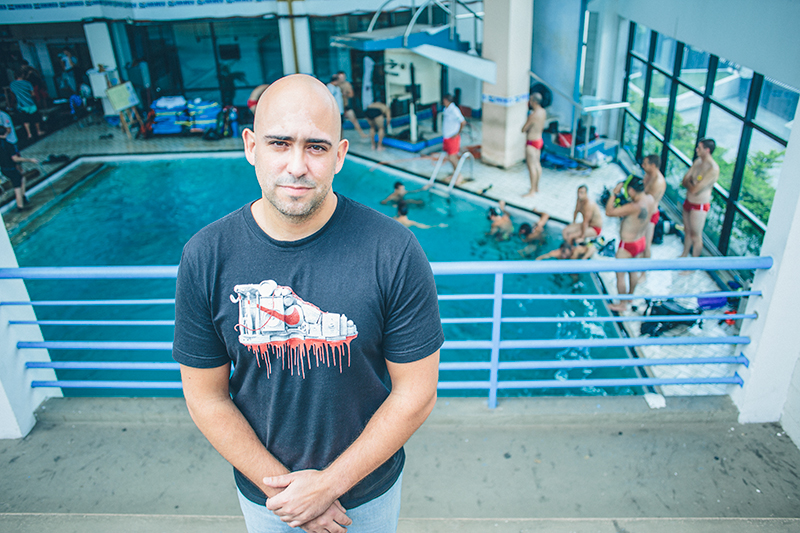Renato Rocha Jorge, sócio da Divers University