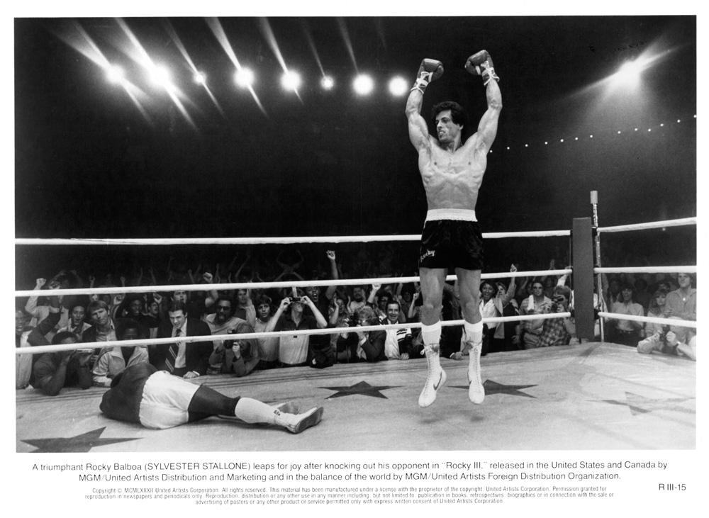 O campeão dos campeões em Rocky III