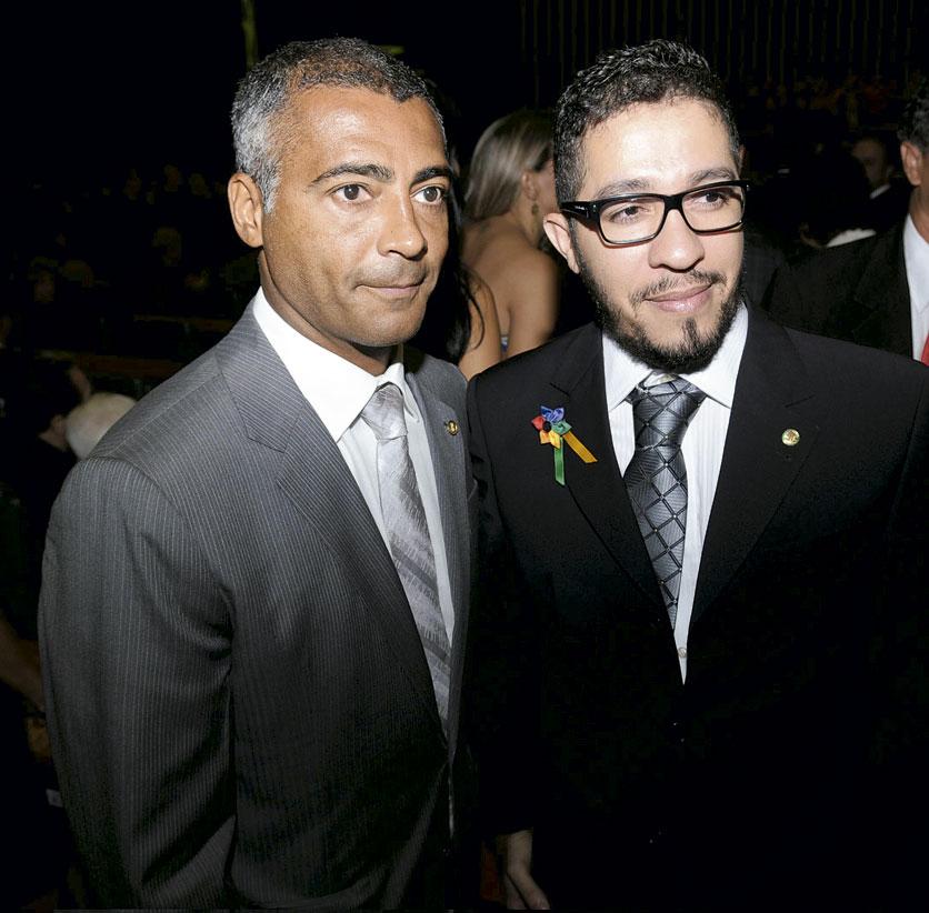 Com o deputado Jean Wyllys (PSOL-RJ)