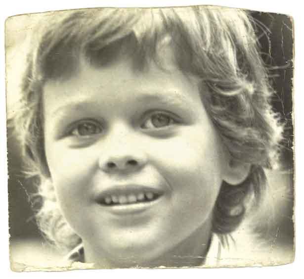 Aos 5 anos
