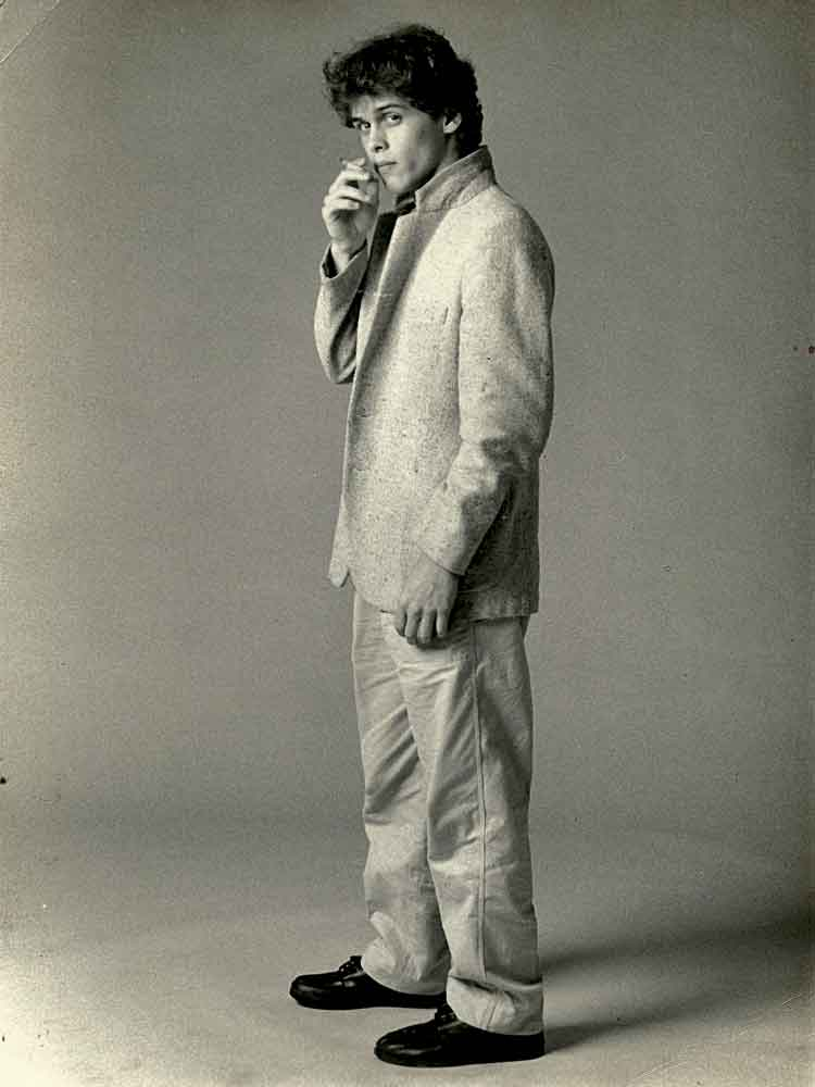 O ator nos anos 1980