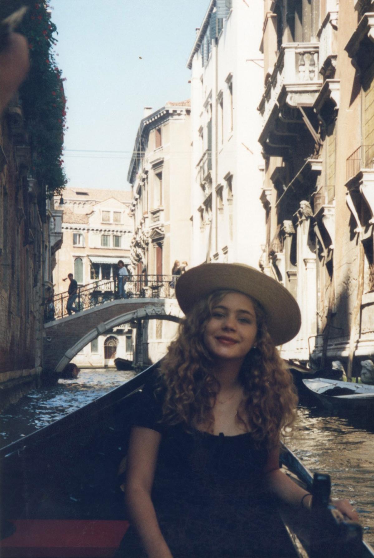 Em Veneza, em 1997