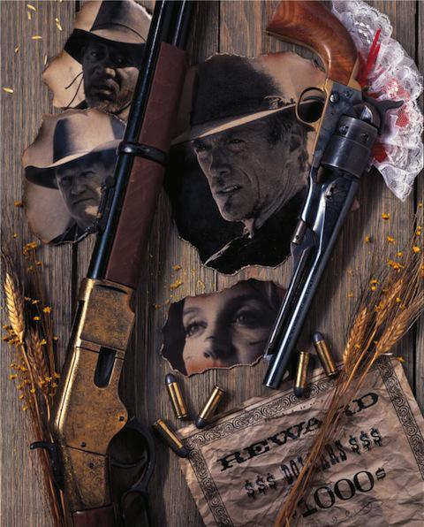 Poster rejeitado de  Os Imperdoáveis (1992)