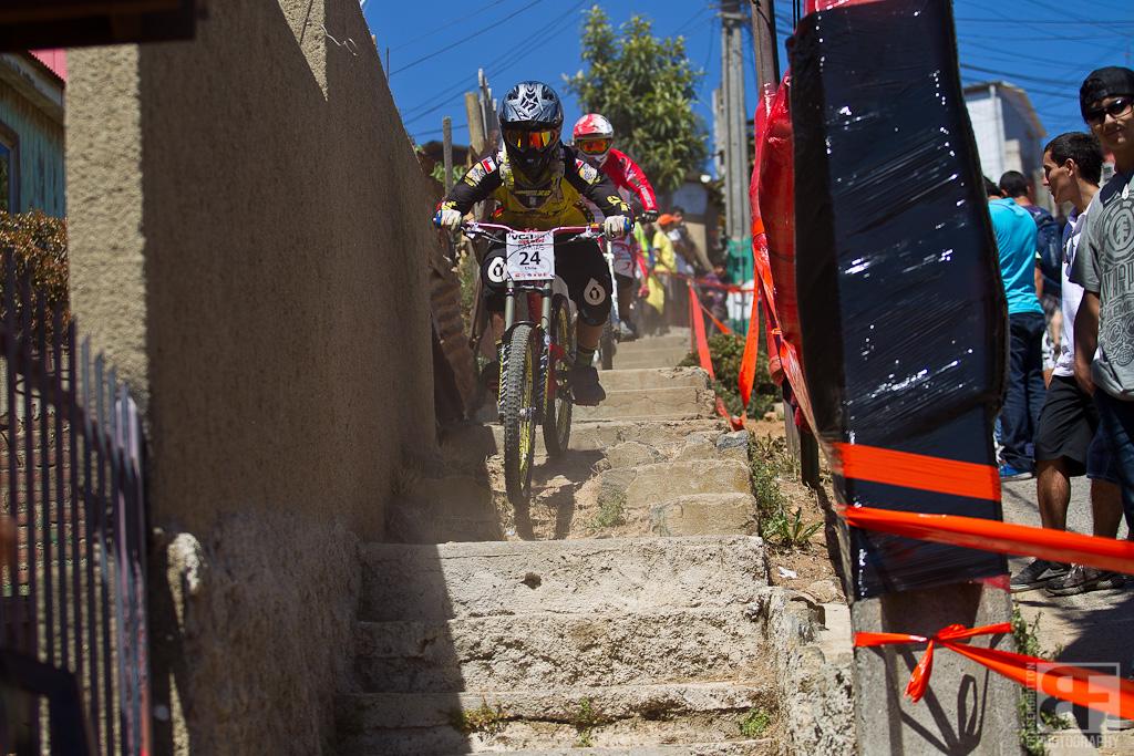 Valparaiso Cerro Abajo Race 2012