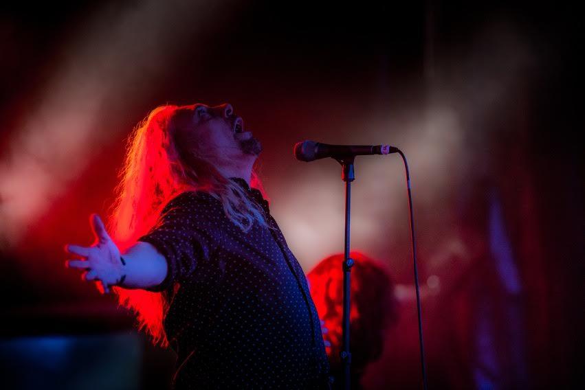 Billy Kulke, vocalista do Letz Zep