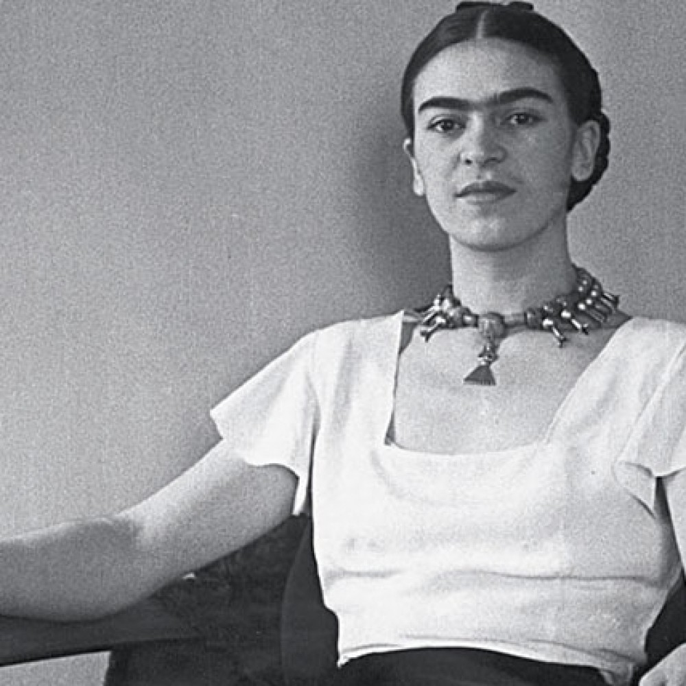 Exposição da Frida Kahlo em São Paulo