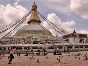 Bouddha, Nepal