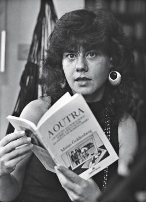 Em 1990, com seu best-seller A outra