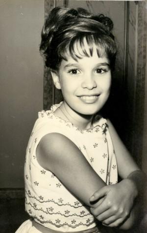 Mary no seu aniversário de 11 anos