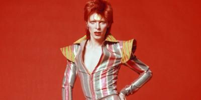 David Bowie por Dudu Bertholini