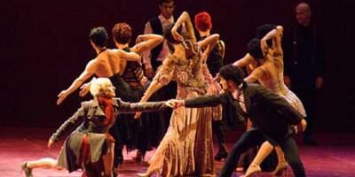 Dança do mundo