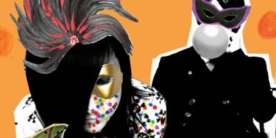 Já imaginou um emo no Carnaval?