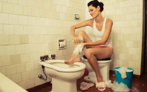 Bolhas de Sabão: tecnologia avançada para a mulher moderna ficar limpa e praticamente invisível