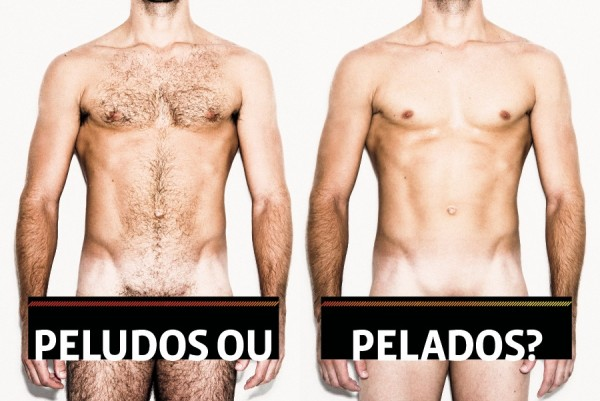 Peludos ou pelados?