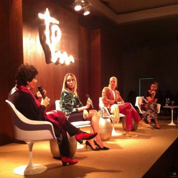 Betty Milan, Carol Marra e Luana Piovani discutem quem é que manda no corpo