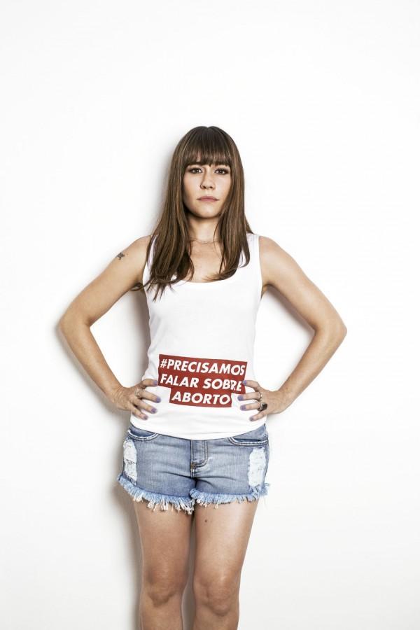 Alessandra Negrini, atriz: Não se trata de sermos pessoalmente contra ou a favor do aborto, a questão diz respeito ao que queremos enquanto sociedade.