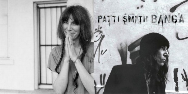 Patti Smith e seu novo disco, Banga