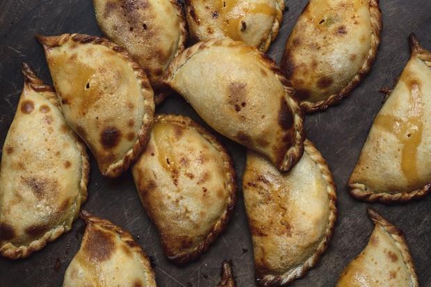 As empanadas do La Guapa