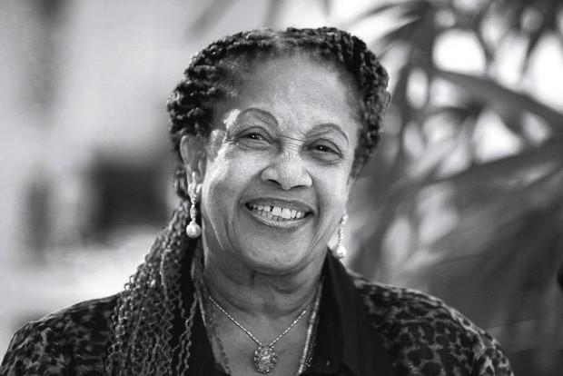 Luislinda Valois, 72 anos, desembargadora, primeira juíza negra do Brasil