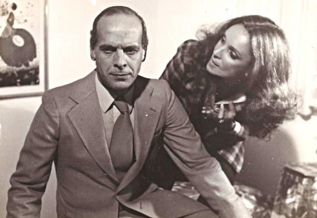 Em O Gosto do Pecado, de 1980, Maria Lucia contracena com Jardel Mello