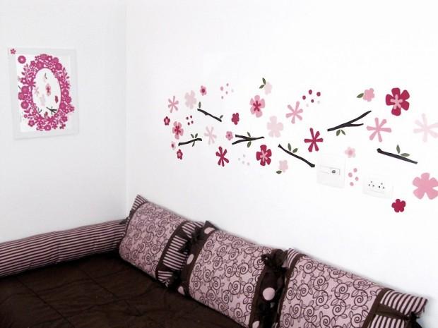 Mural de feltro
