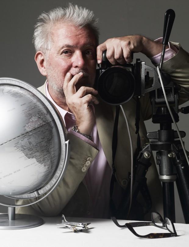 O fotógrafo J.R. Duran