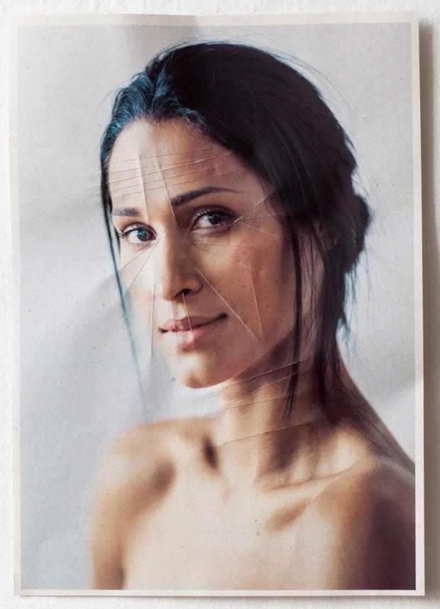 """Nome: Jaqueline Carvalho - Idade: 28 anos - Profissão: jogadora de vôlei - Medo de envelhecer: """"Perder a mobilidade"""" - O que fez com o 1º cabelo branco: """"Pintei"""""""