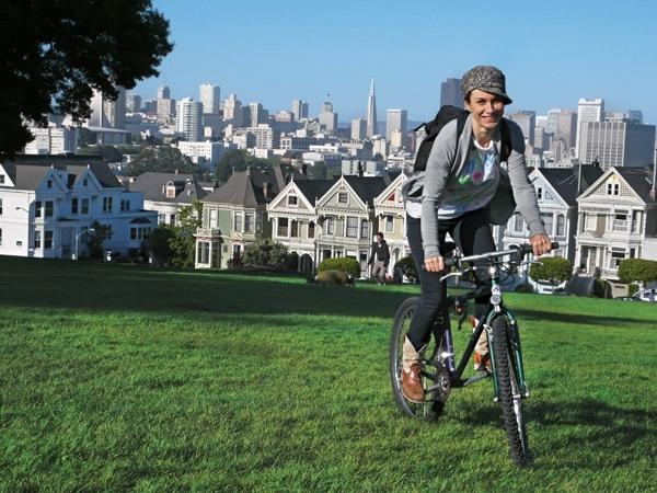 São Francisco em duas rodas