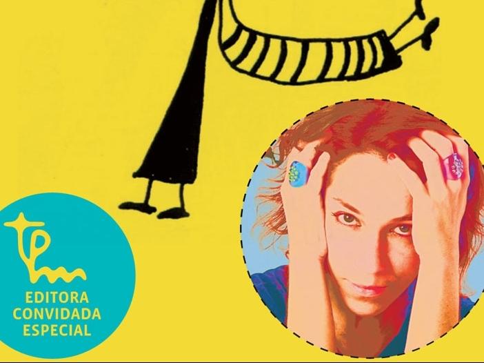 Karina Buhr: sotaque carregado de caju