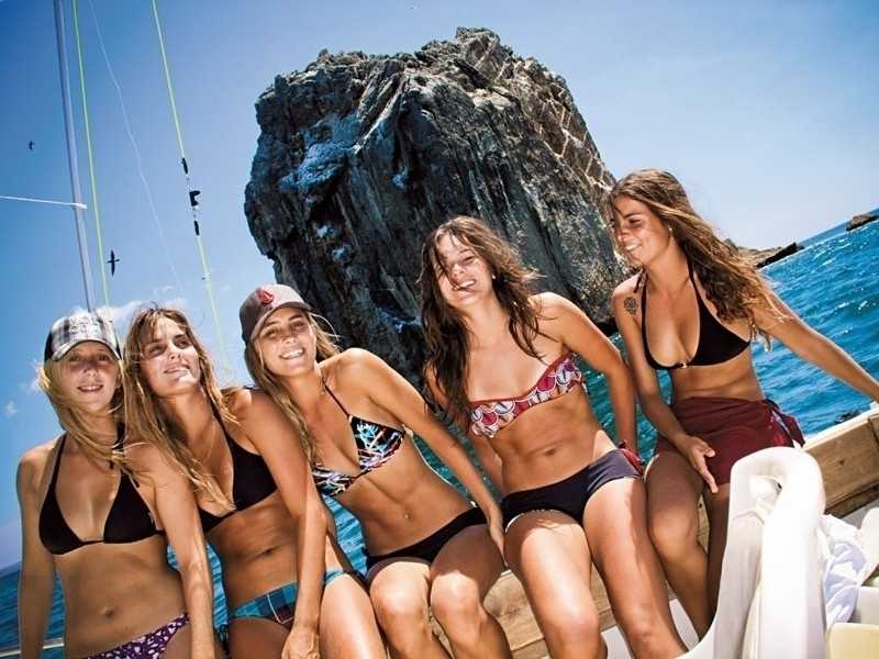 Costa Rica para meninas