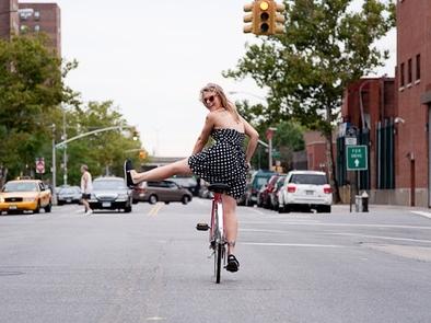 Nova York de bicicleta