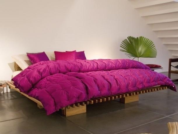 O charme do futon