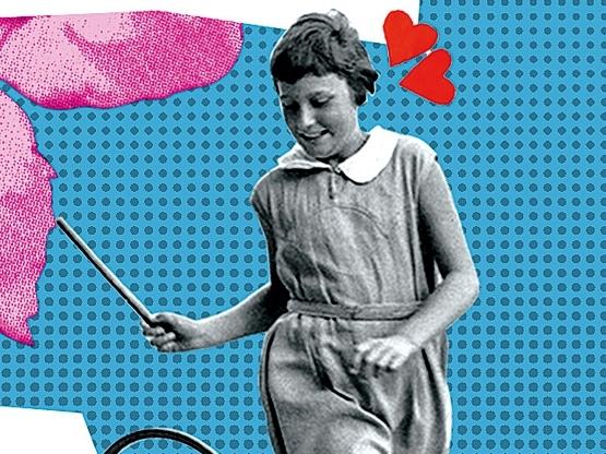 Artigos de luxo para a infância do século 21