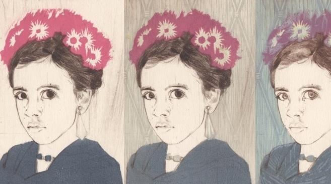 Fridas ilustradas