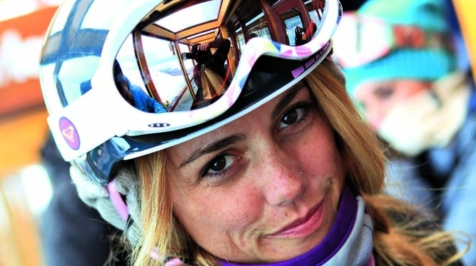 Aprendiz de snowboarder