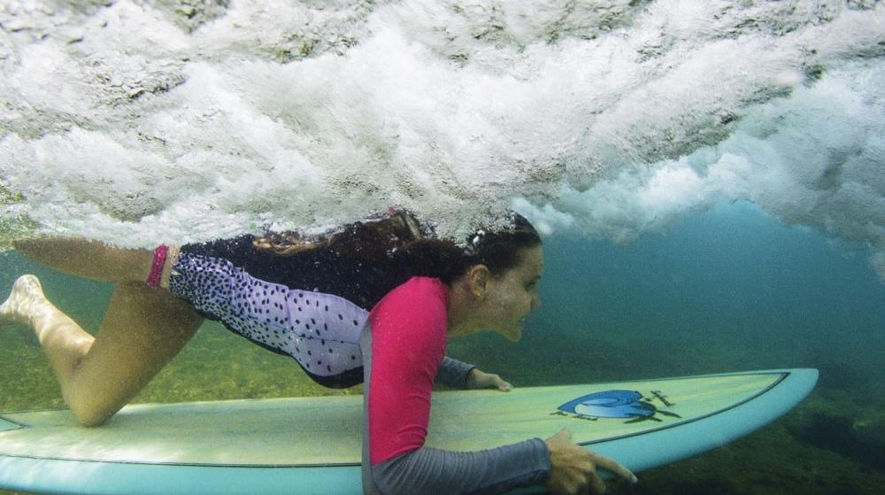 Sobre as ondas
