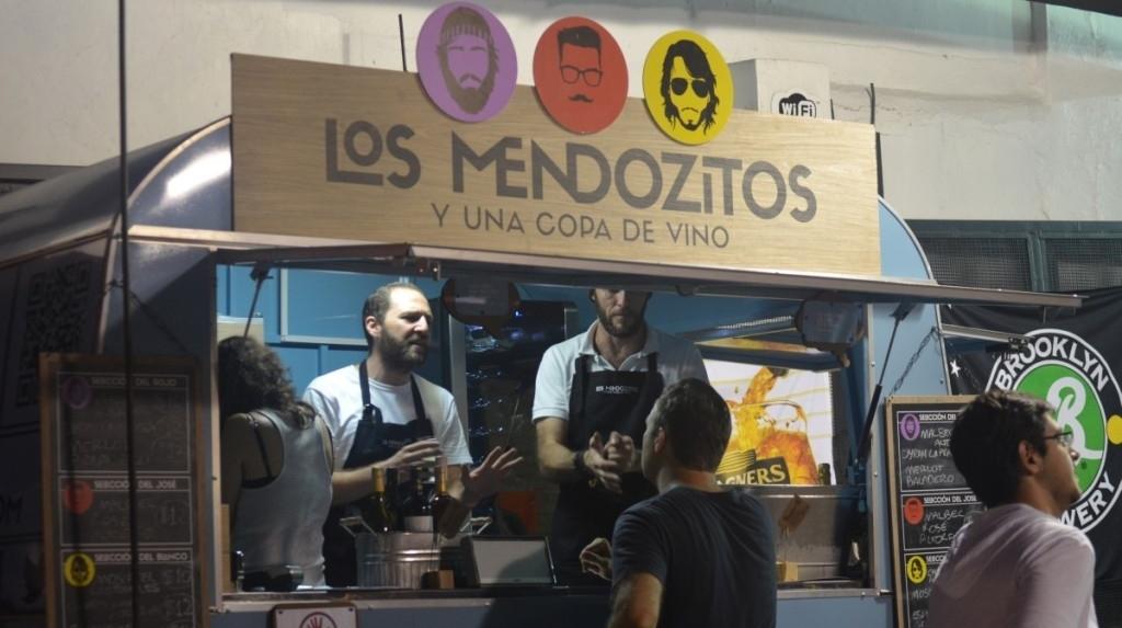 Food truck nas ruas
