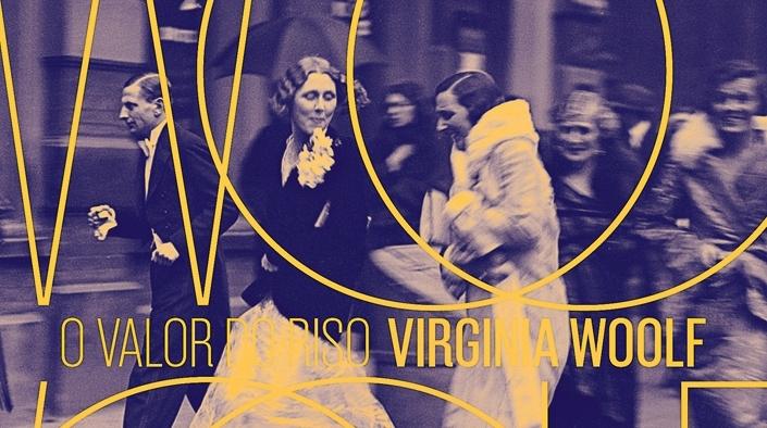 Virginia Woolf quando jovem