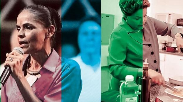 Duas mulheres, uma tela e pouco avanço