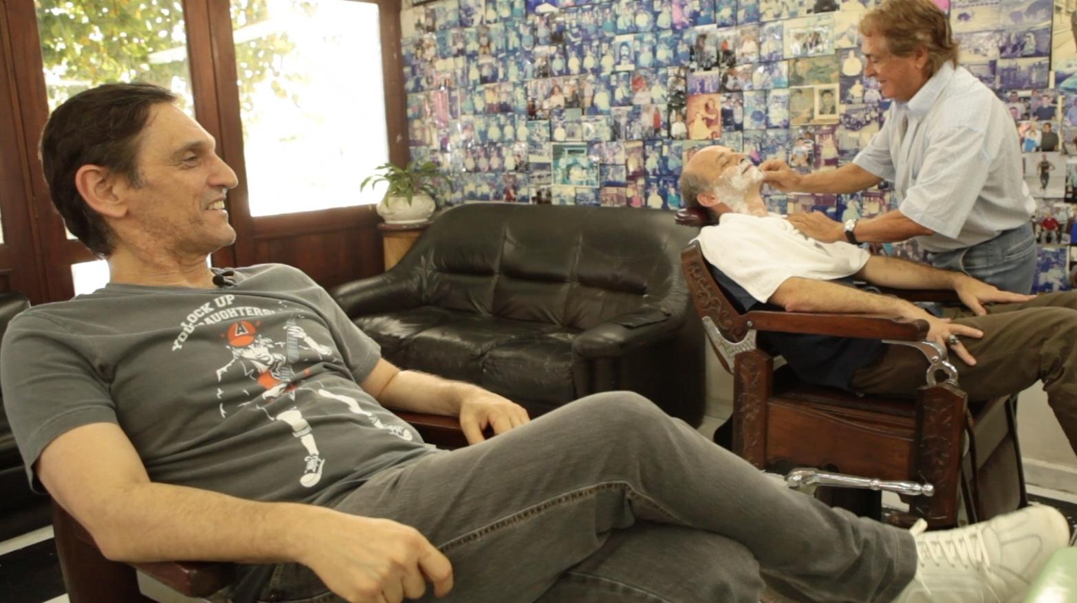 Uma conversa entre Paulo Miklos e Mutarelli no TripTV