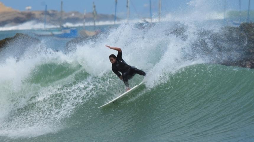A volta do surf feminino